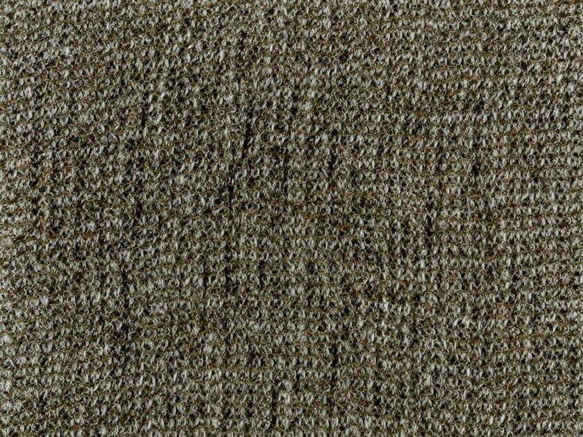 Solid-color linen fabric TIBERIA by KOHRO