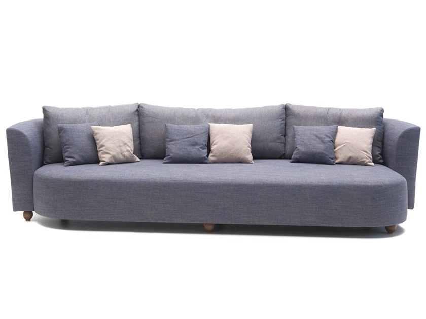 3 seater fabric sofa TINO | Sofa by Annibale Colombo