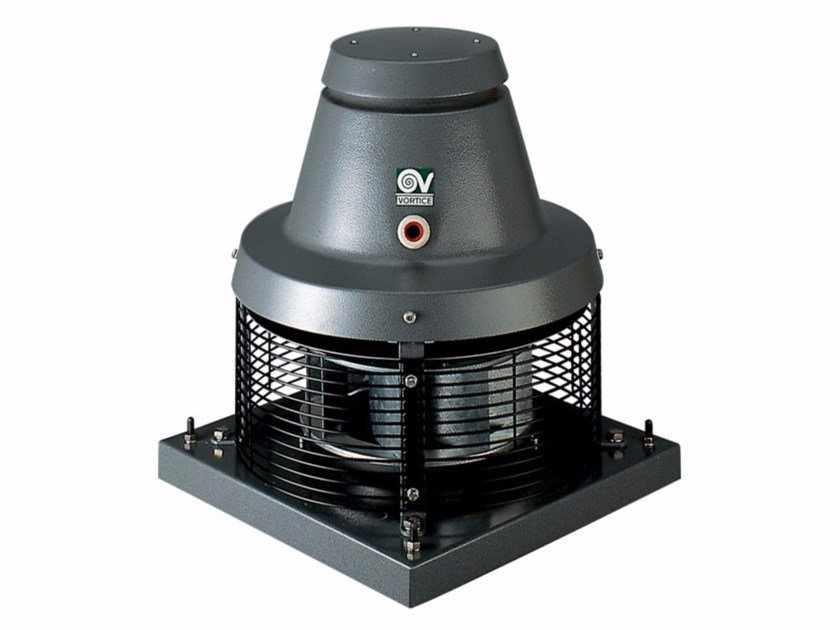 Axial fan for fireplace TIRACAMINO TC 10 M by Vortice