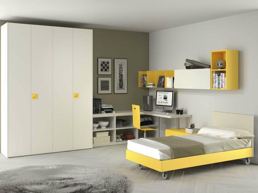 Teenage bedroom TIRAMOLLA 944 by TUMIDEI