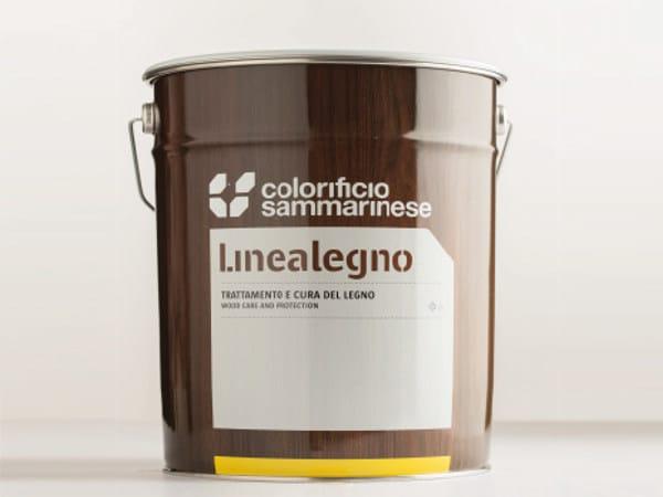 Protective varnish TITANLOID by Colorificio Sammarinese