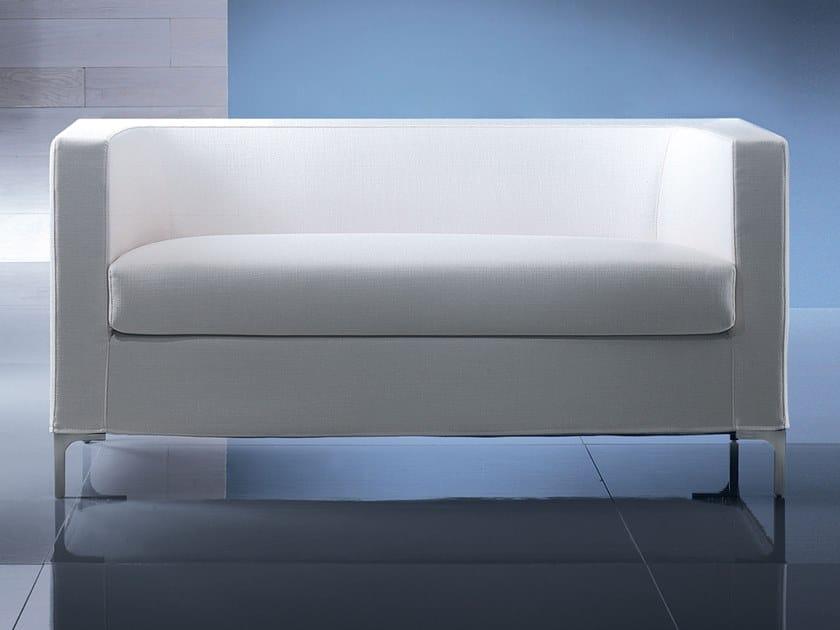 Fabric small sofa TOBI by ART CASA