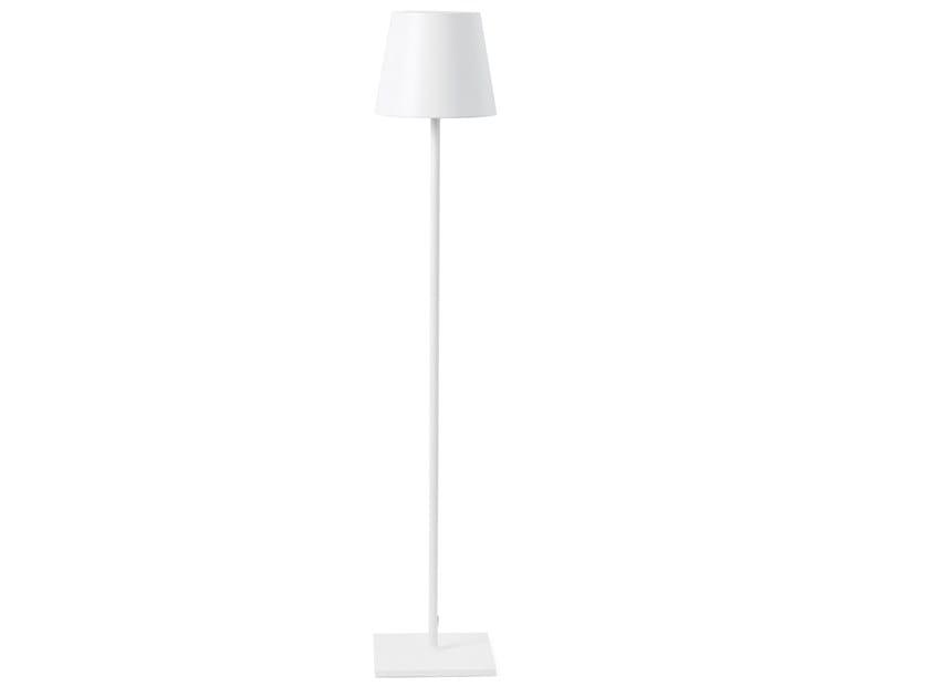 Lampada da terra per esterno a LED in alluminio TOC by Faro Barcelona