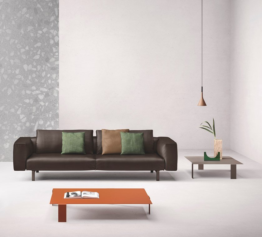 TODD | Leather Waiting Room Sofa Design Collection By Busnelli Design Toan  Nguyen