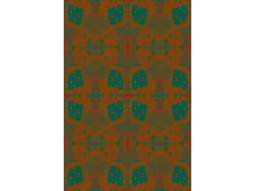 Broadloom printed carpet TOFFEE BALSAM by Miyabi casa
