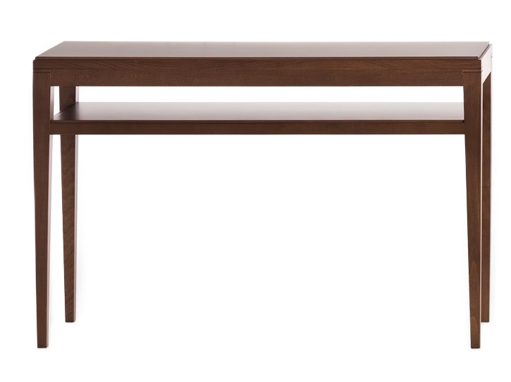 Rectangular console table TOFFEE 807 by Montbel