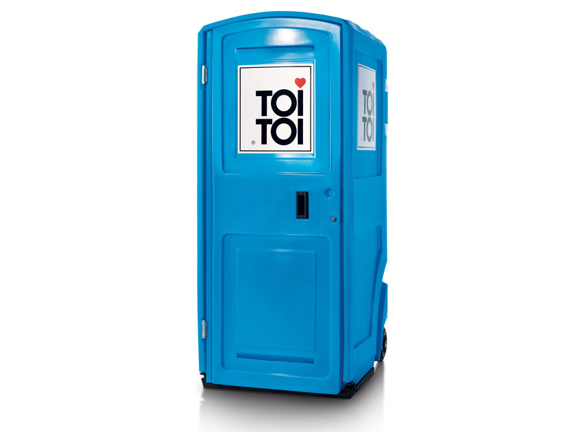 Chemical Portable WC TOI® MINI by TOI TOI® Italia