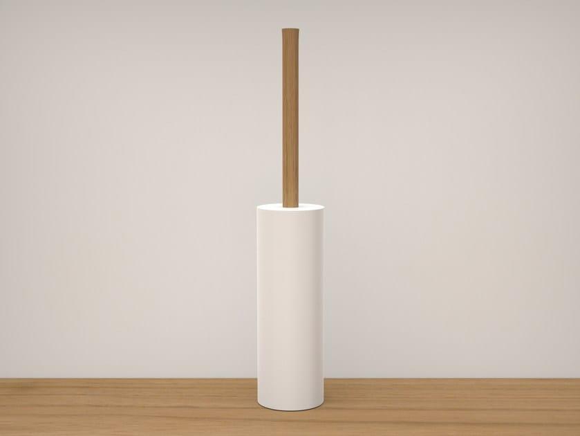 Cristalplant® toilet brush TWIG | Toilet brush by Boffi