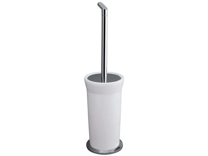 Ceramic toilet brush KARMA   Toilet brush by GEDY