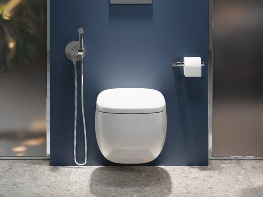 Wall-hung ceramic toilet RAK-ILLUSION   Toilet by RAK Ceramics