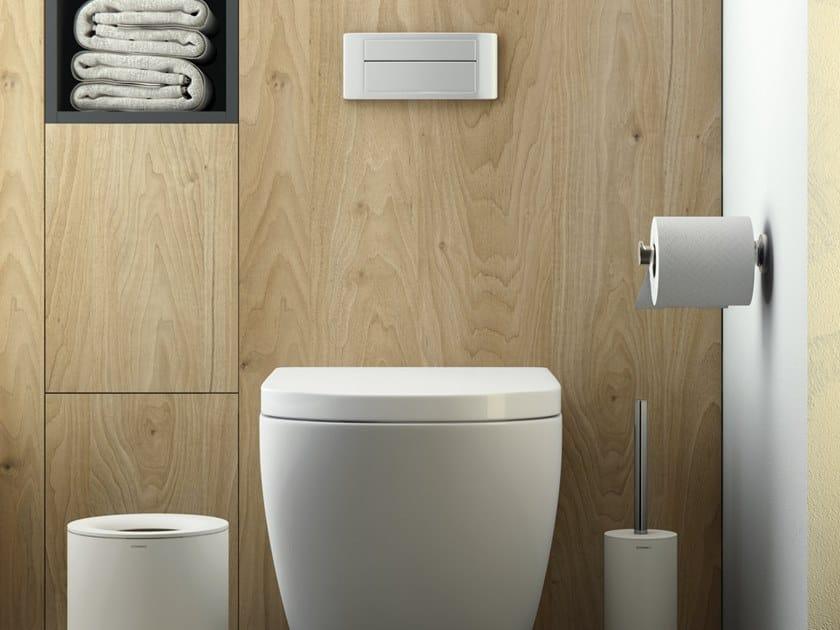 Toilet roll holder GEYSER | Toilet roll holder by Cosmic