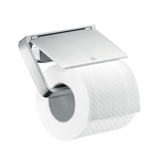 Toilet roll holder AXOR UNIVERSAL | Toilet roll holder by hansgrohe