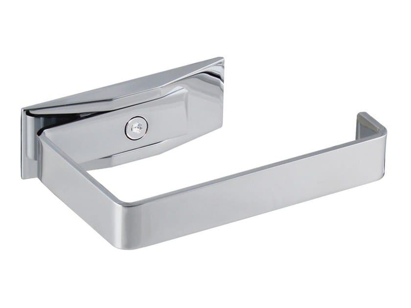 Chromed brass toilet roll holder LEM2.T | Toilet roll holder by KOH-I-NOOR