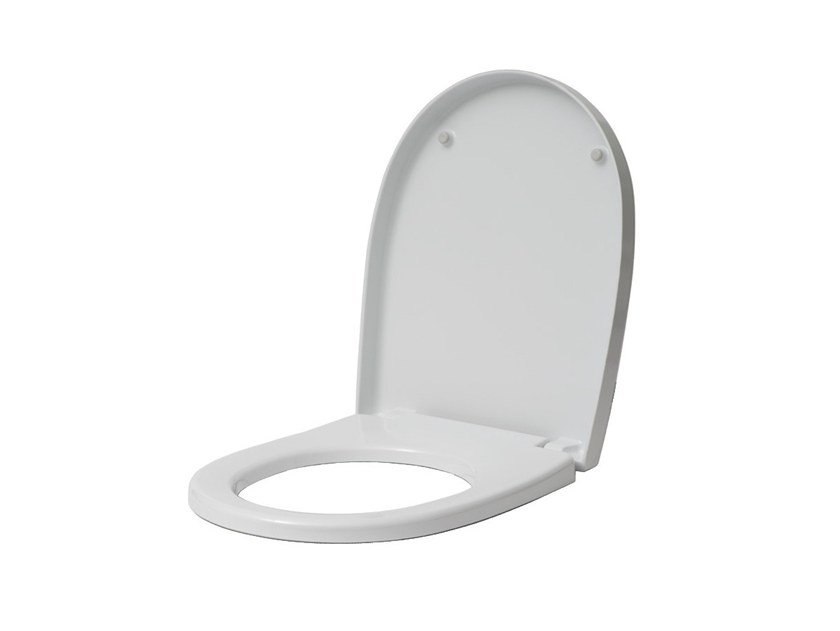 Plastic toilet seat EASY 42 | Toilet seat by EVER Life Design