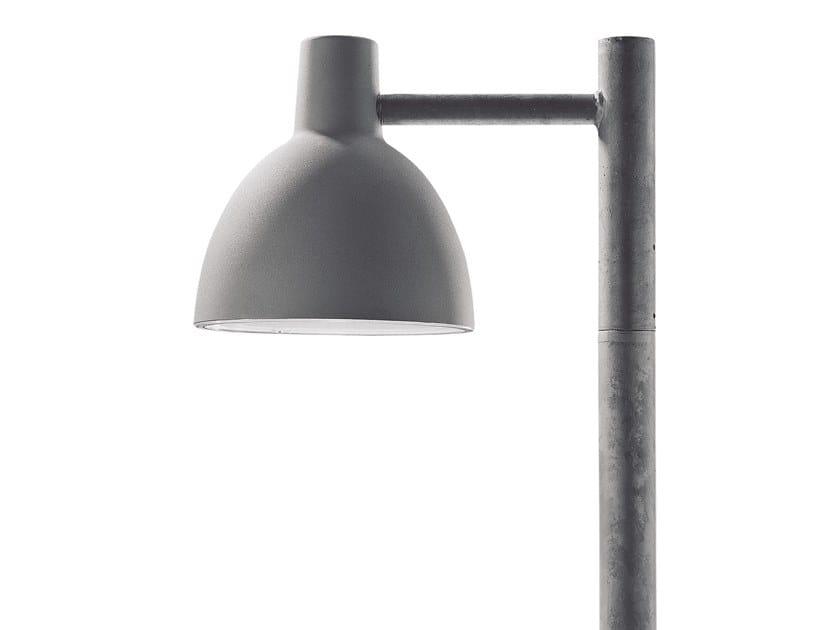 Lampione stradale a LED in alluminio pressofuso TOLDBOD 290 by Louis Poulsen
