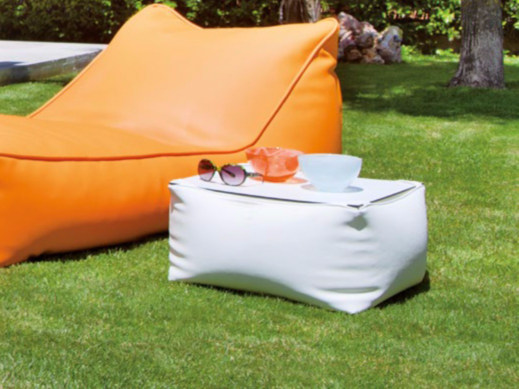 Square garden pouf TOMMY by Déco