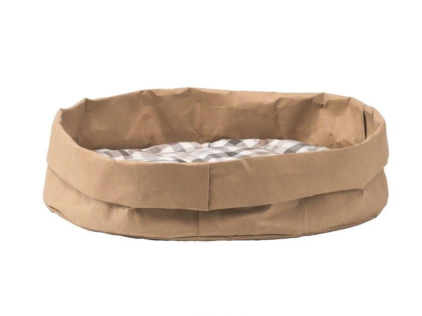 Cellulose fibre dogbasket TOMMY by LIMAC design FIRESTYLE