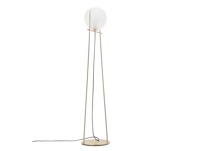 Metal floor lamp TONDINA | Floor lamp by Ditre Italia