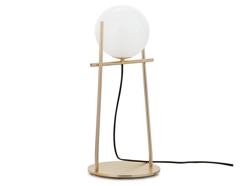 Metal Table Lamp TONDINA   Table Lamp By Ditre Italia