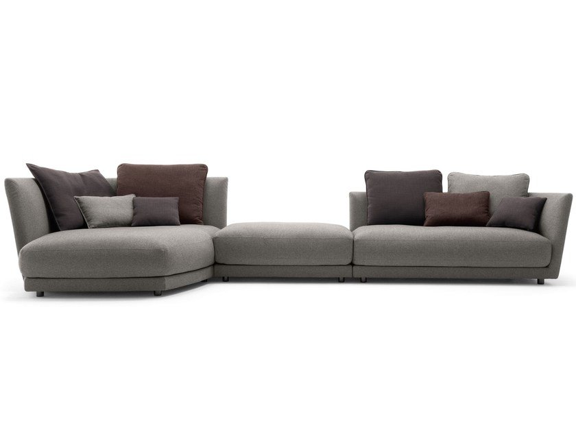 tondo modular sofa by rolf benz design sebastian labs. Black Bedroom Furniture Sets. Home Design Ideas