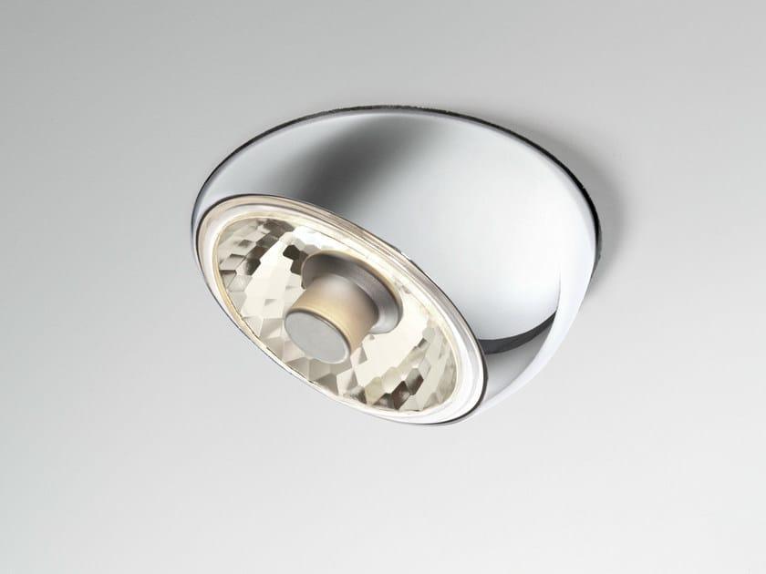 Ceiling adjustable spotlight TOOLS | Adjustable spotlight by Fabbian