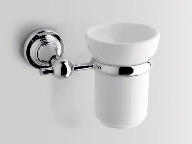 Ceramic toothbrush holder SHINING | Toothbrush holder by BATH&BATH