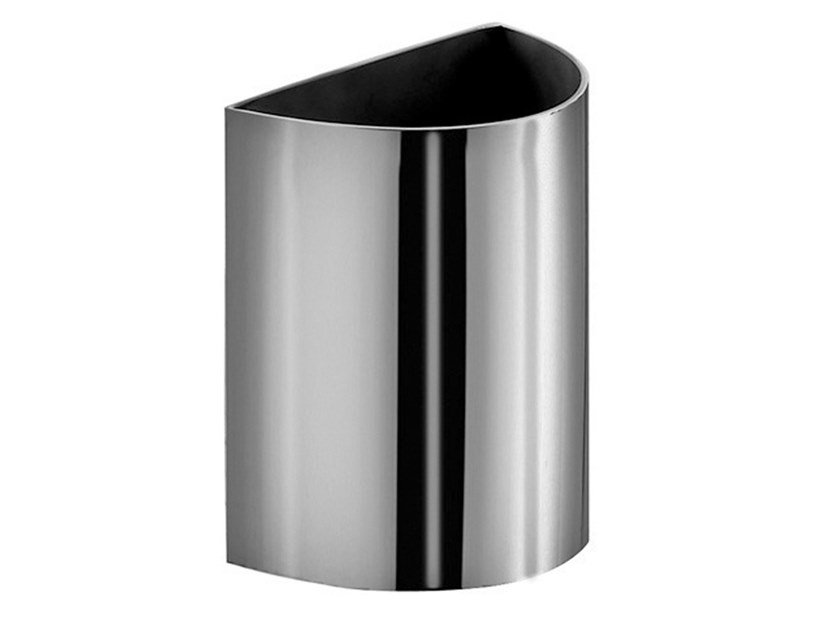 Countertop stainless steel toothbrush holder TINA | Toothbrush holder by GEDY