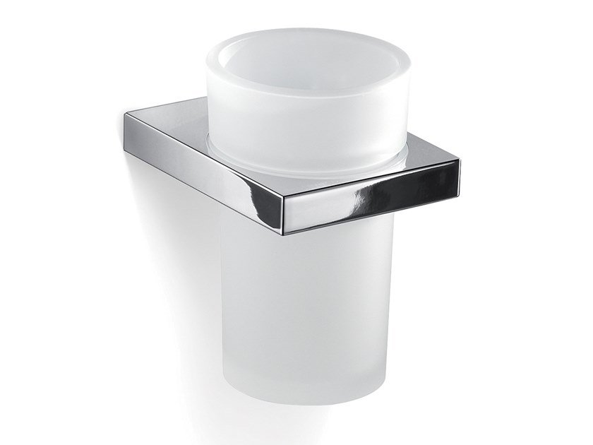 Wall-mounted toothbrush holder LANZAROTE | Toothbrush holder by GEDY