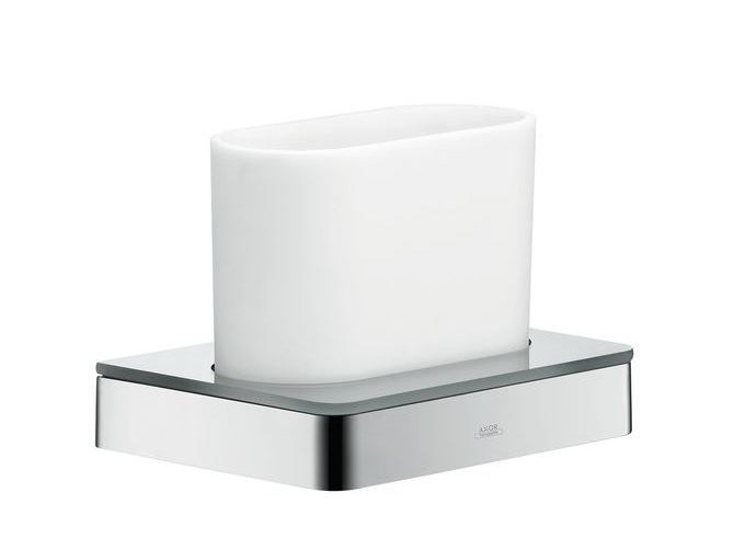 Toothbrush holder AXOR UNIVERSAL | Toothbrush holder by hansgrohe