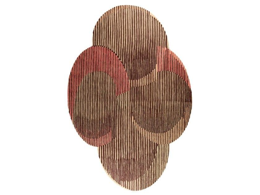 Handmade rug TOP-116 Tea Rose/Tea Rose by Jaipur Rugs