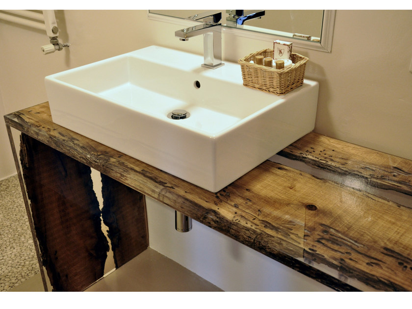 Piani lavabo singoli in materiale sintetico | Archiproducts