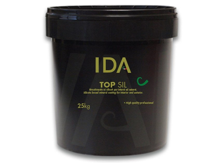 Exterior finish TOP SIL by IDA