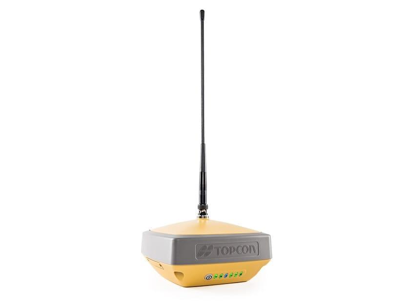 Instrumentation for satellite remote sensing TOPCON HiPer V by Topcon
