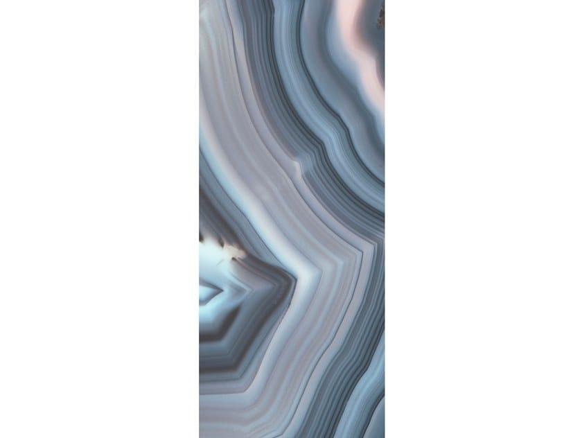 Resin Decorative panel TOPKAKI by Tecnografica Italian Wallcoverings