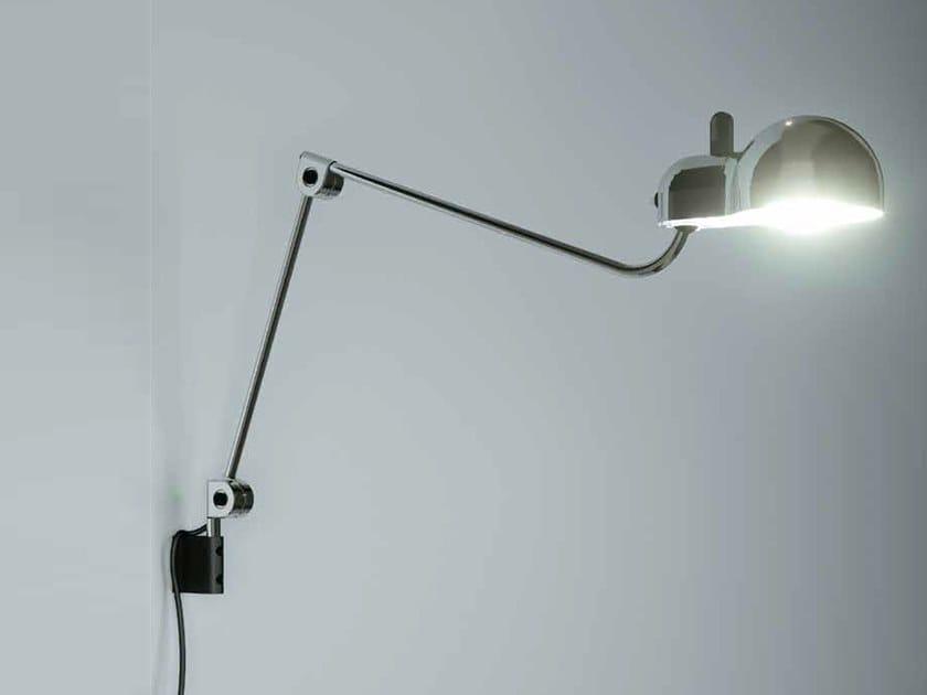 Adjustable metal wall lamp TOPO | Wall lamp by Stilnovo
