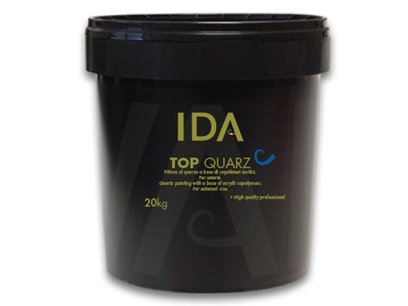 Protective varnish TOPQUARZ by IDA
