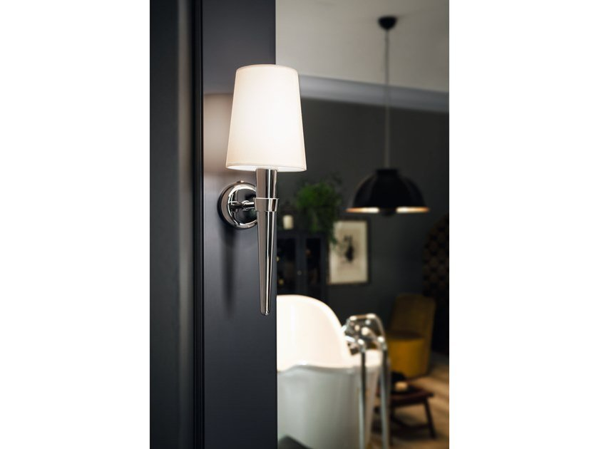 Wall lamp for bathroom TORCIA by Cerasa