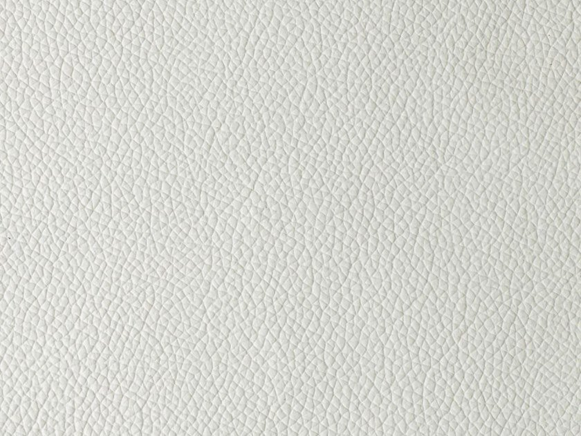 Solid-color leather fabric TORINO by Elastron