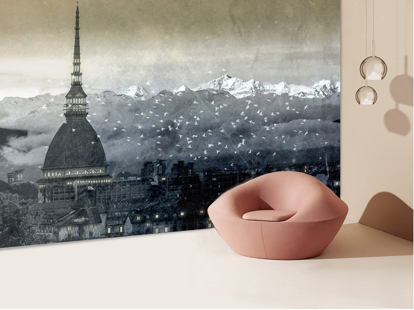 Wall tiles / wallpaper TORINO by Officinarkitettura®