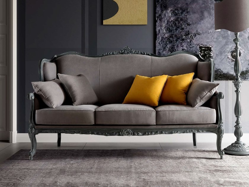 3 seater fabric sofa TORNABUONI | 3 seater sofa by Andrea Fanfani