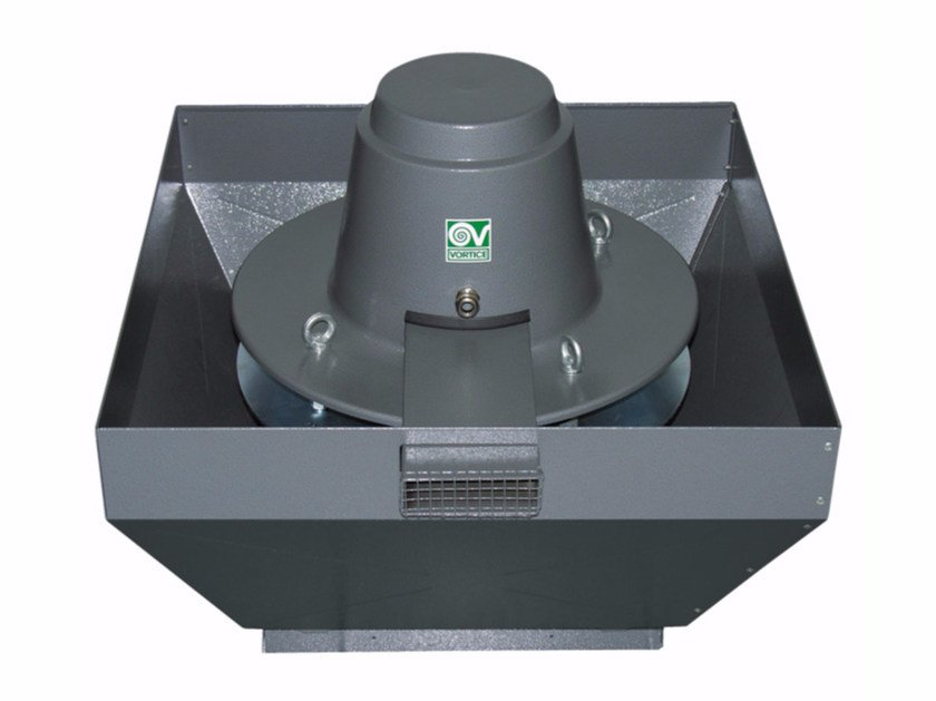 Industrial roof extractor TORRETTA TRT 70 ED-V 6P by Vortice
