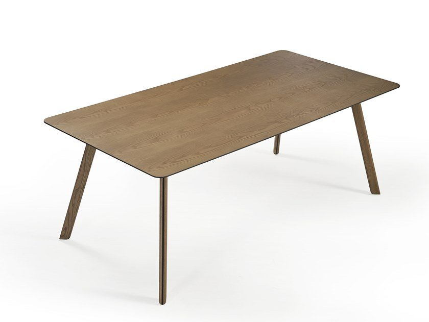 Rectangular dining table TORTUGA | Rectangular table by Sancal