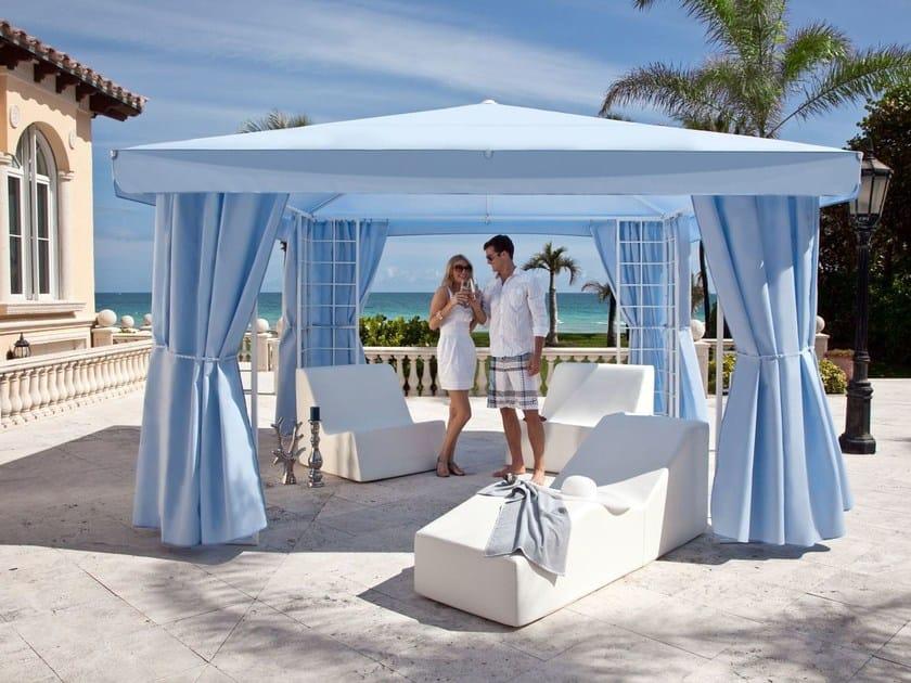 Gartenpavillon aus Acrylgewebe TOSCANA by Caravita