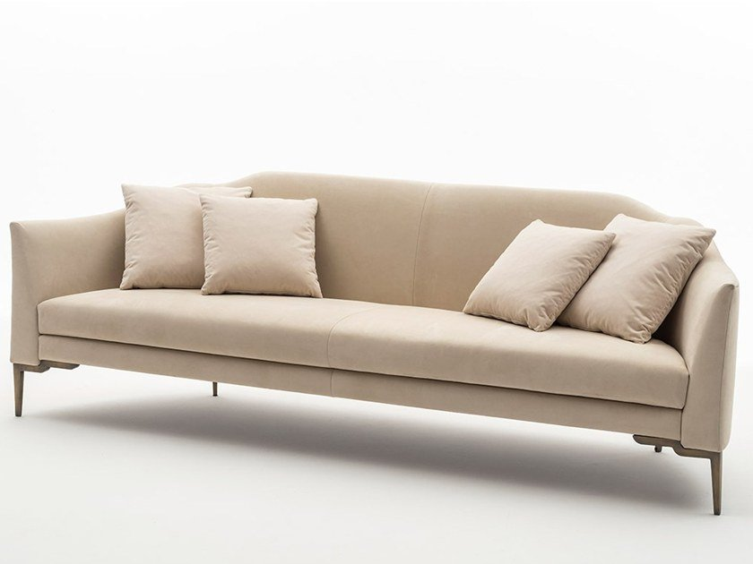 4 seater fabric sofa TOSCANINI | Sofa by OAK