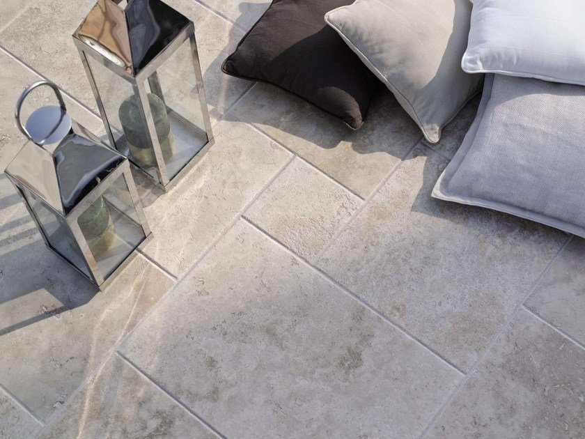 Travertine wall/floor tiles TOSCANO by L'ANTIC COLONIAL
