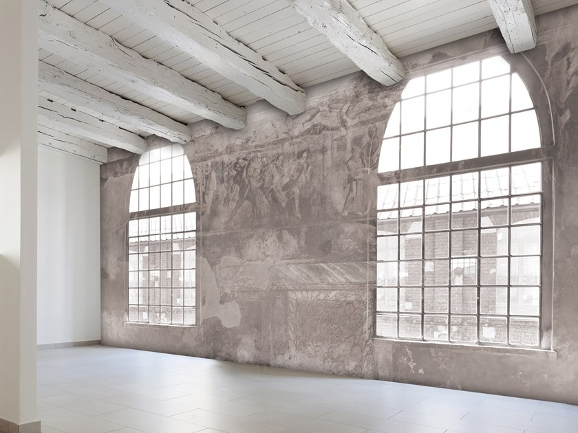 Washable trompe l'oeil wallpaper TOUCH by Creativespace