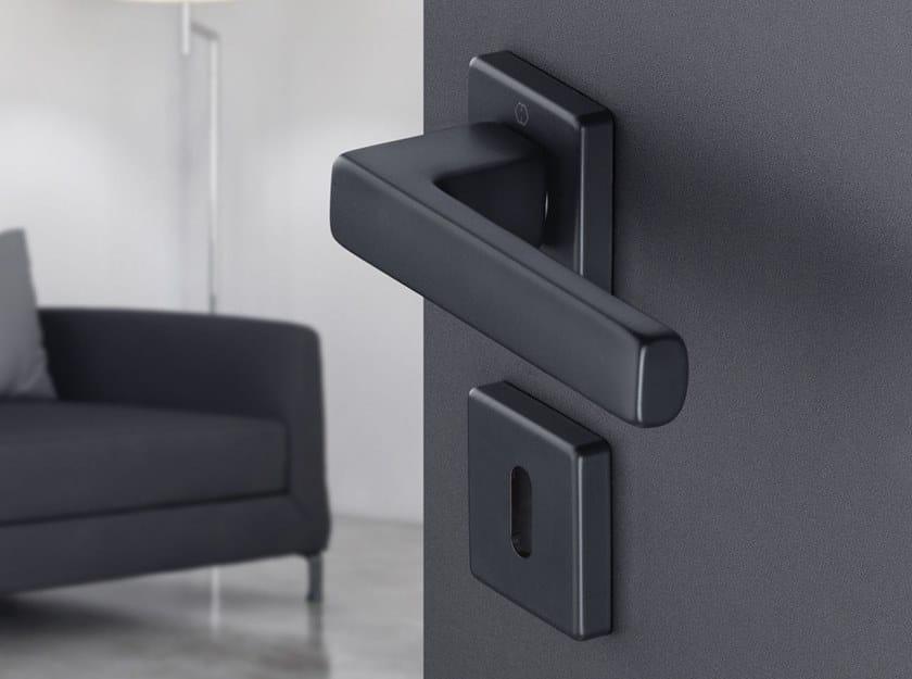 Door handle TOULON | Door handle by HOPPE