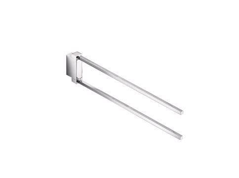 Porta asciugamani in metallo DIVO | Porta asciugamani by INDA®