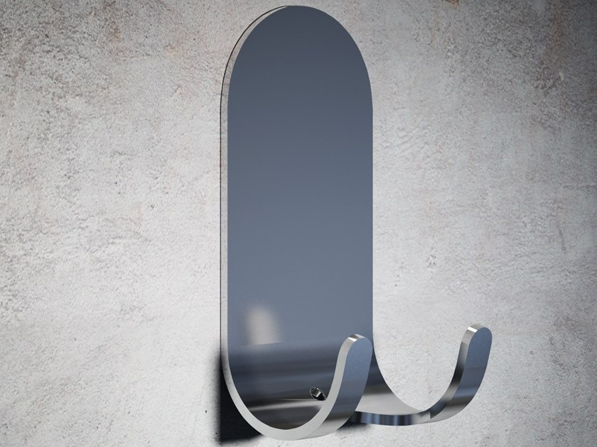Metal towel hook Towel rack by NOVELLINI