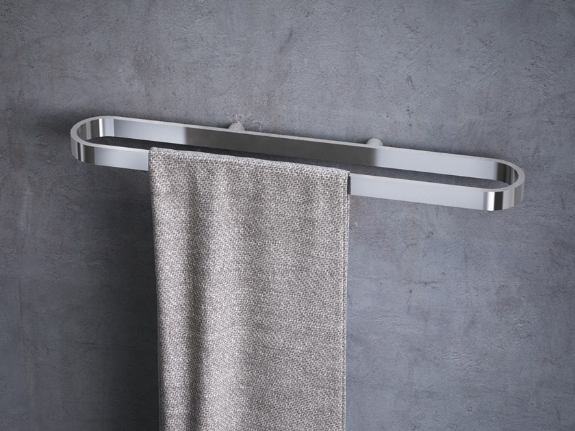 Stainless steel towel rack Towel rack by NOVELLINI